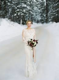 style me pretty winter vow renewal