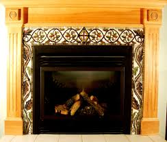 fireplace artistic fireplace decoration design in living room