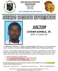Seeking Miami Miami Dade On Seeking Information On 2 3 18