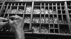 letterpress printing in pictures india s dying letterpress printing tradition via