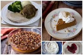 pressure cooker thanksgiving recipes pressure cooking today