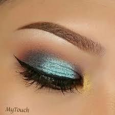 color splash makeup tutorial