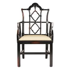 Chinese Chippendale Bench Design Toscano Chinese Chippendale Fabric Armchair U0026 Reviews Wayfair