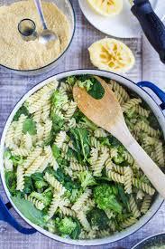 Cold Pasta Salad Recipe Vegan Lemon Broccoli Pasta Salad B Britnell