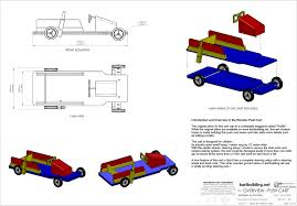 homemade truck go kart wooden go kart plans how to build a wooden push cart with a