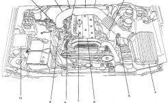 exploded view for the 2001 ford taurus tilt steering column