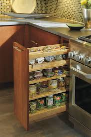 18 spice rack slide out cabinet base spice pull out cabinet