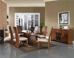 Hank Cocas by Milan Rectangular Pedestal Dining Table 153 62 B T Somerton