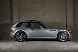 1990 bmw z3 bmw z3 m coupe sells for 58 500 at nec auction