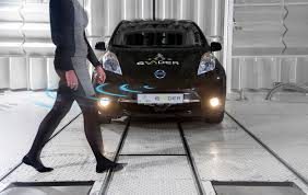 nissan leaf pros and cons sample of evader sound alert for silent electric cars