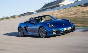 how to drive a porsche boxster 2015 porsche boxster gts pictures photo gallery car and driver