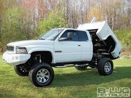 2001 dodge ram 2500 bumper 1210 8l 01 build your own dump truck dump bed installation 2001