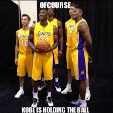 Kobe Bryant Memes - top 10 funniest kobe bryant ball hog memes orzzzz