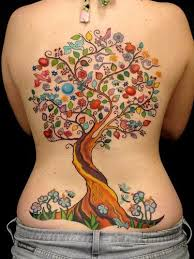 tree with bird design design ideas