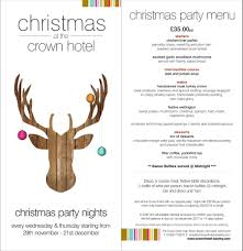 christmas breaks at the crown hotel bawtry doncaster
