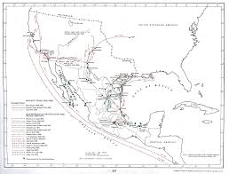 Mexico States Map by