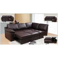 Leather Sofa Bed Corner Chaise Corner Sofa Bed Brokeasshome Com