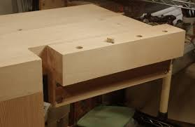 Woodworking Bench Vise Plans Galoototron Woodworking With Hand Tools