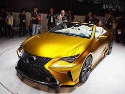lexus lf c2 top five cars from 2014 la auto show openroad auto group
