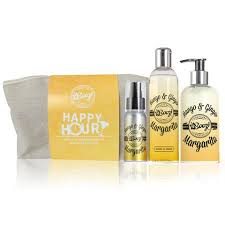 Margarita Gift Set Gifts U2013 Boozi Body Care