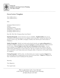 Cover Letter Introduction Sample Opening Paragraph Cover Letter Gallery Cover Letter Ideas