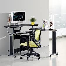 Minimalist Corner Desk Sunteam Double Desktop Computer Desk Corner Desk Modern Minimalist