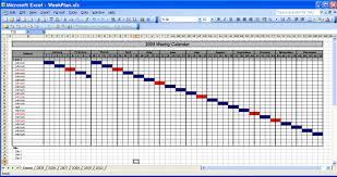 Excel Monthly Calendar Template Officehelp Templates 00031 Calendar Templates 2005 2010