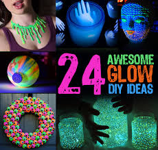 glow in the party supplies diy glow in the party decorations best interior 2018