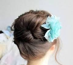 chopstick hair how to diy easy bun hairstyle using chopstick
