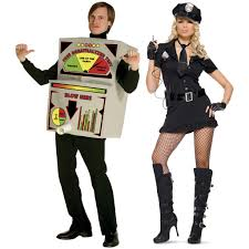 halloween costume idea for couples breathalyzer halloween costume