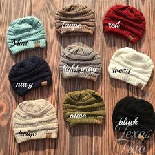 best selling c c slouchy knit beanie we have the following colors