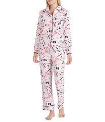spade york dolled up flannel pajamas dillards