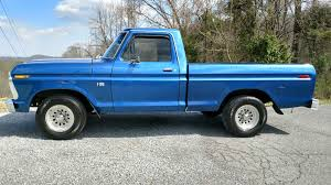 volkswagen rabbit truck custom smoky mountain ford 1976 ford f100 custom lmc truck life