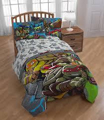 Teenage Mutant Ninja Turtles Twin Bed Set by Amazon Com Nickelodeon Teenage Mutant Ninja Turtles U0027cross