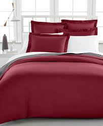 com charter club damask solid 500 thread count full queen duvet cover bedding home kitchen