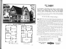 Ready To Build House Plans by Sears Homes 1908 1914