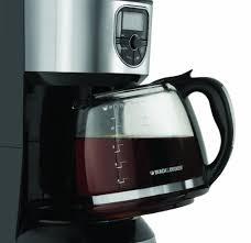 Amazon Black & Decker CM4000S 12 Cup Programmable Coffeemaker