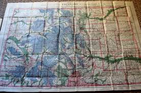 Maps Of Colorado Nell U0027s Map Of Colorado Mt Gothic Tomes And Reliquary