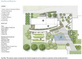 architectural site plan simons center park dirtworks 13 site plan landscape architecture