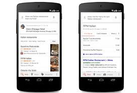 integrates opentable into mobile app eater