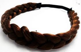 elastic headbands headband fashion elastic stretch synthetic hair braid
