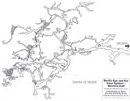 Map Of Sinkholes In Florida by Ginnie Springs