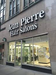 location jean pierre hair salon