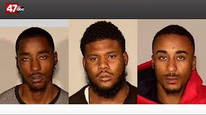 three arrested after alleged robbery and police chase in easton wmdt