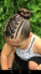 97 best gymnastics hairstyles images on pinterest hairstyles
