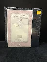 holson photo album refill pages holson leather photo album 8 00 picclick