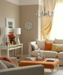 orange livingroom plain ideas orange living room decor attractive inspiration 1000