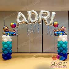 28 best balloons letters images on pinterest balloon decorations