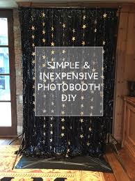 photo booth diy simple easy diy photo booth my at playtime