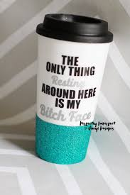 Glitter dipped travel coffee mug travel coffee mug coffee